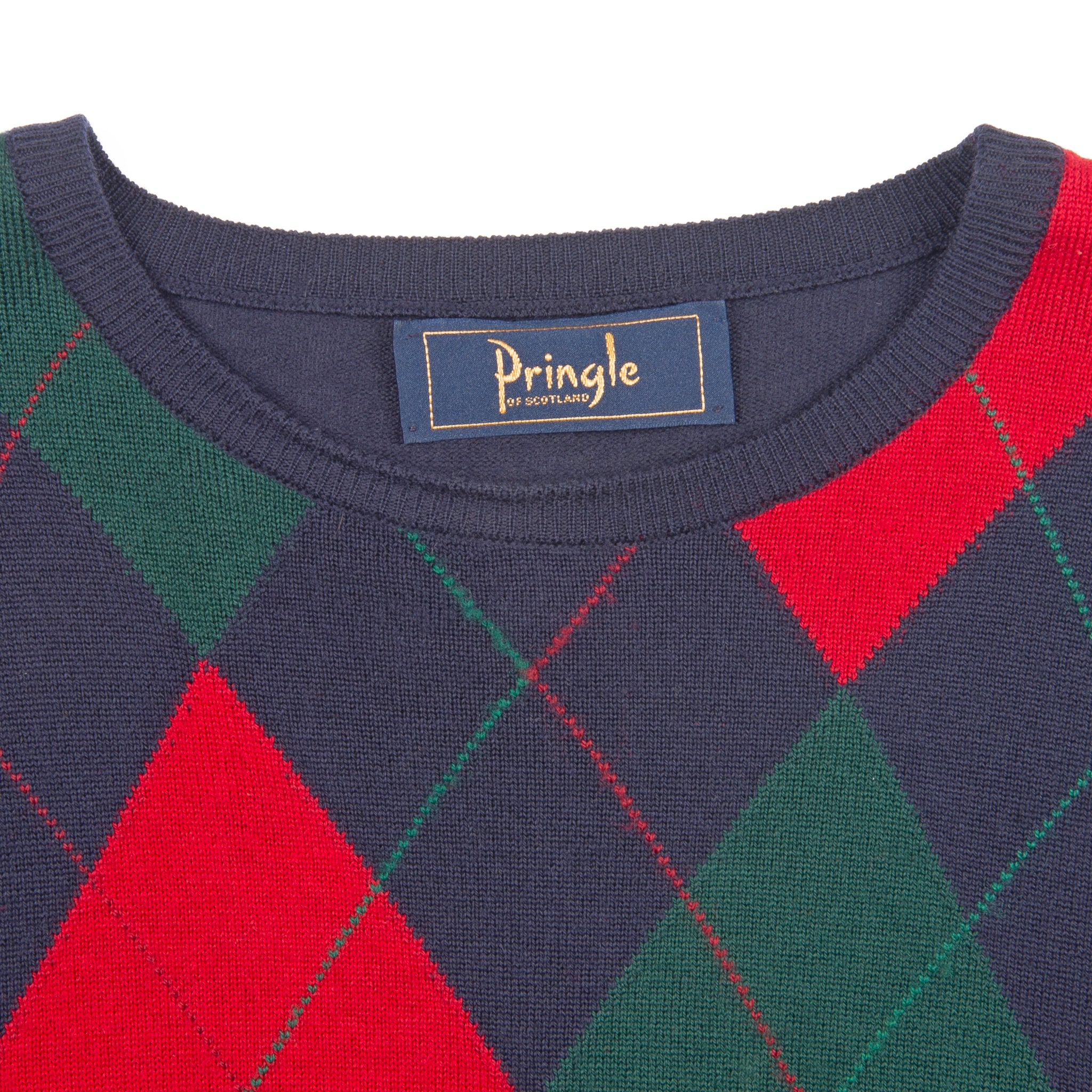 Pringle Sweater Navy