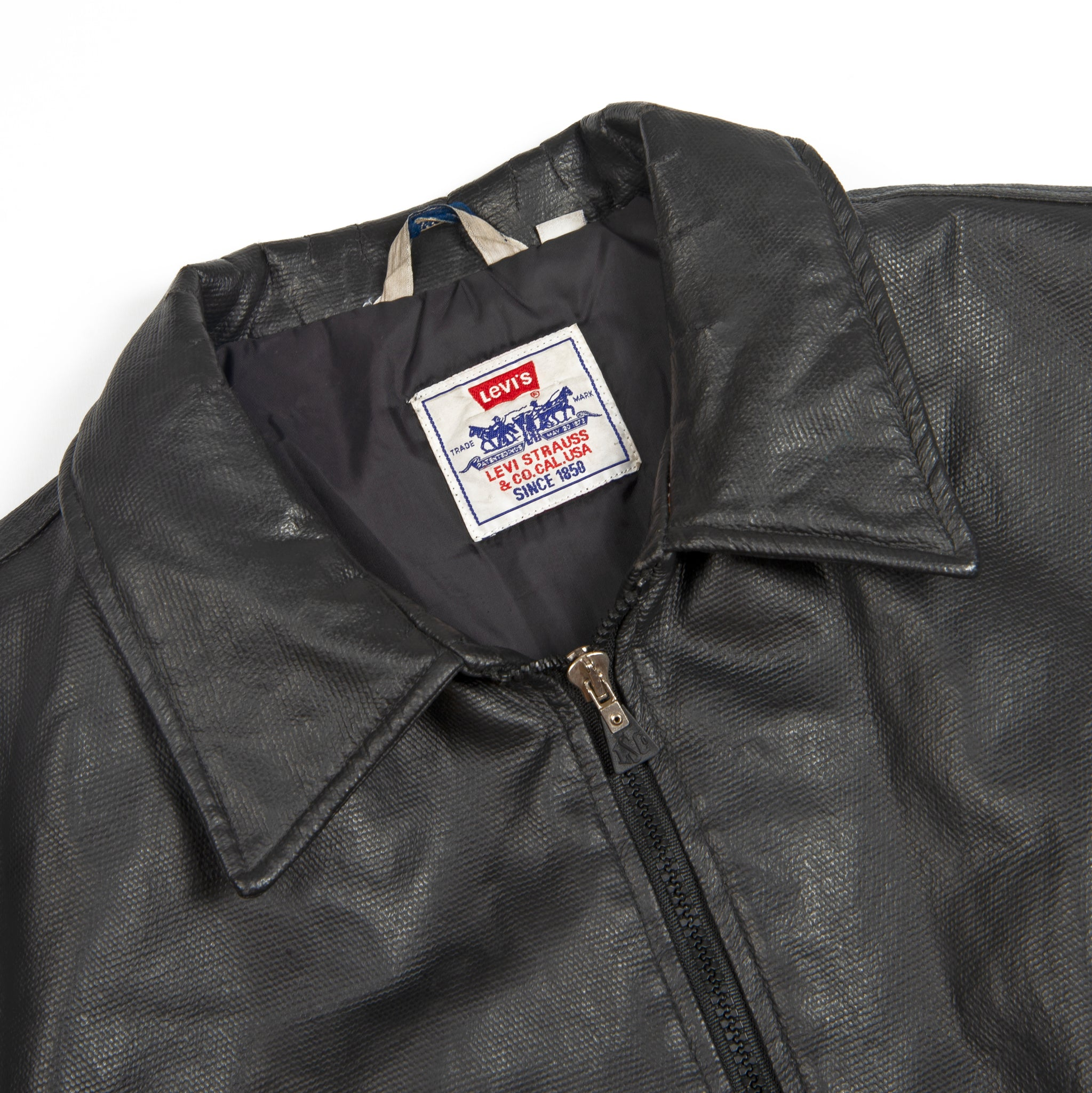 Levi's Jacket Black - Amsterdam Vintage Clothing