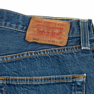 Levi's Jeans (501) Limited Edition - Amsterdam Vintage Clothing