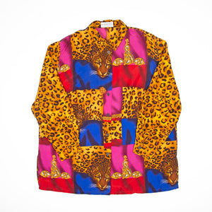 "Givenchy Shirt ""Leopard"" - Amsterdam Vintage Clothing"