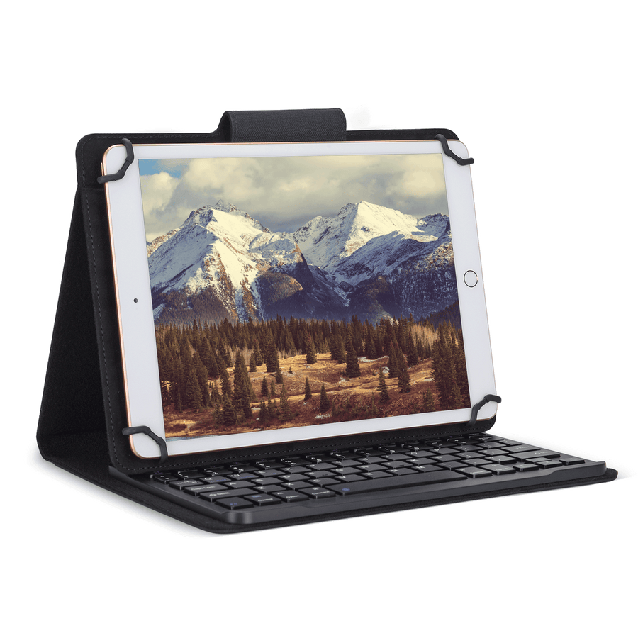 "Universal Keyboard Folio for 9""-11"" Tablets"