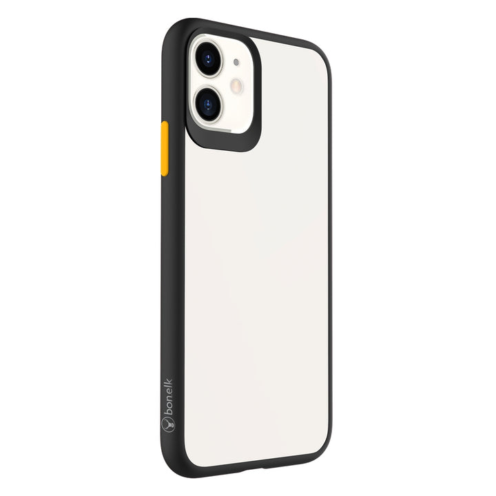 Bonelk Edge Case for iPhone 11 (Black/Clear)