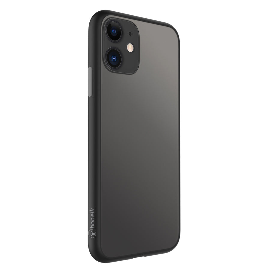 Bonelk Haze Case for iPhone 11 (Black/Tint)