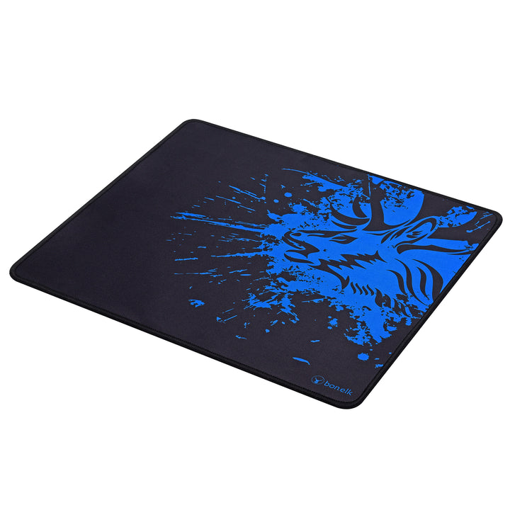 Bonelk Gaming Responsive Mouse Mat 35.5x40cm, MX-435 - Black