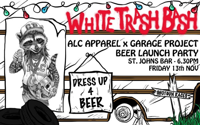 ALC x Garage Project Launch Party S