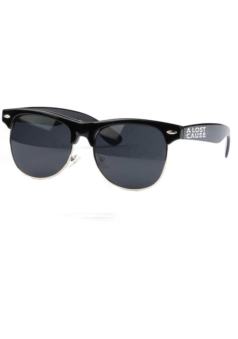 Daze Sunglasses Smoke Lens