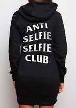 Load image into Gallery viewer, Selfie Club V2 Hoodie Dress