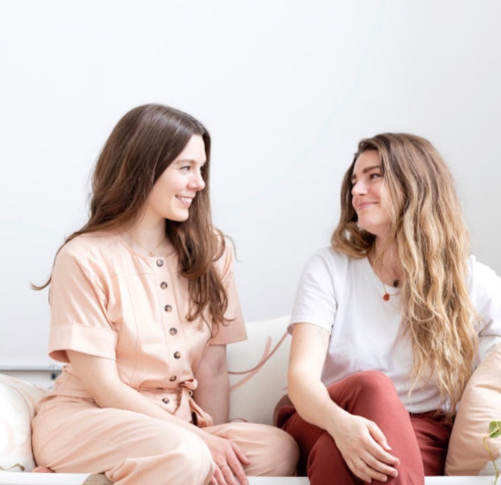 Earthy Interview: Katelyn & Christine of Wild Woven Collection