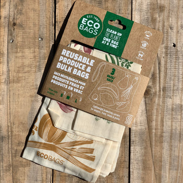 Reusable Produce Bags 3-Pack