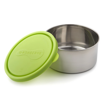 Round Reusable Food Container