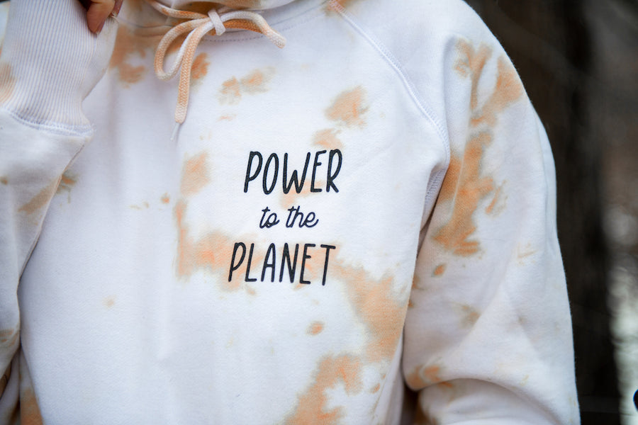 Planet Power Hoodie