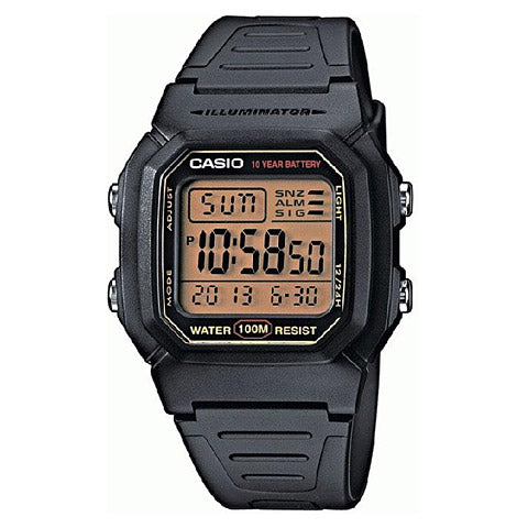 Casio Collection W-800HG-9AVES - Casio - Laatukoru