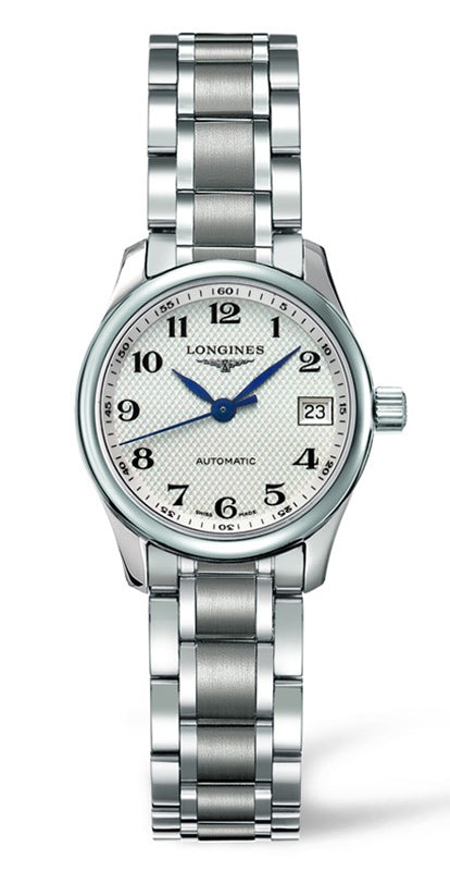 Longines L2.128.4.78.6 Master Collection, naisten rannekello - Longines - Laatukoru
