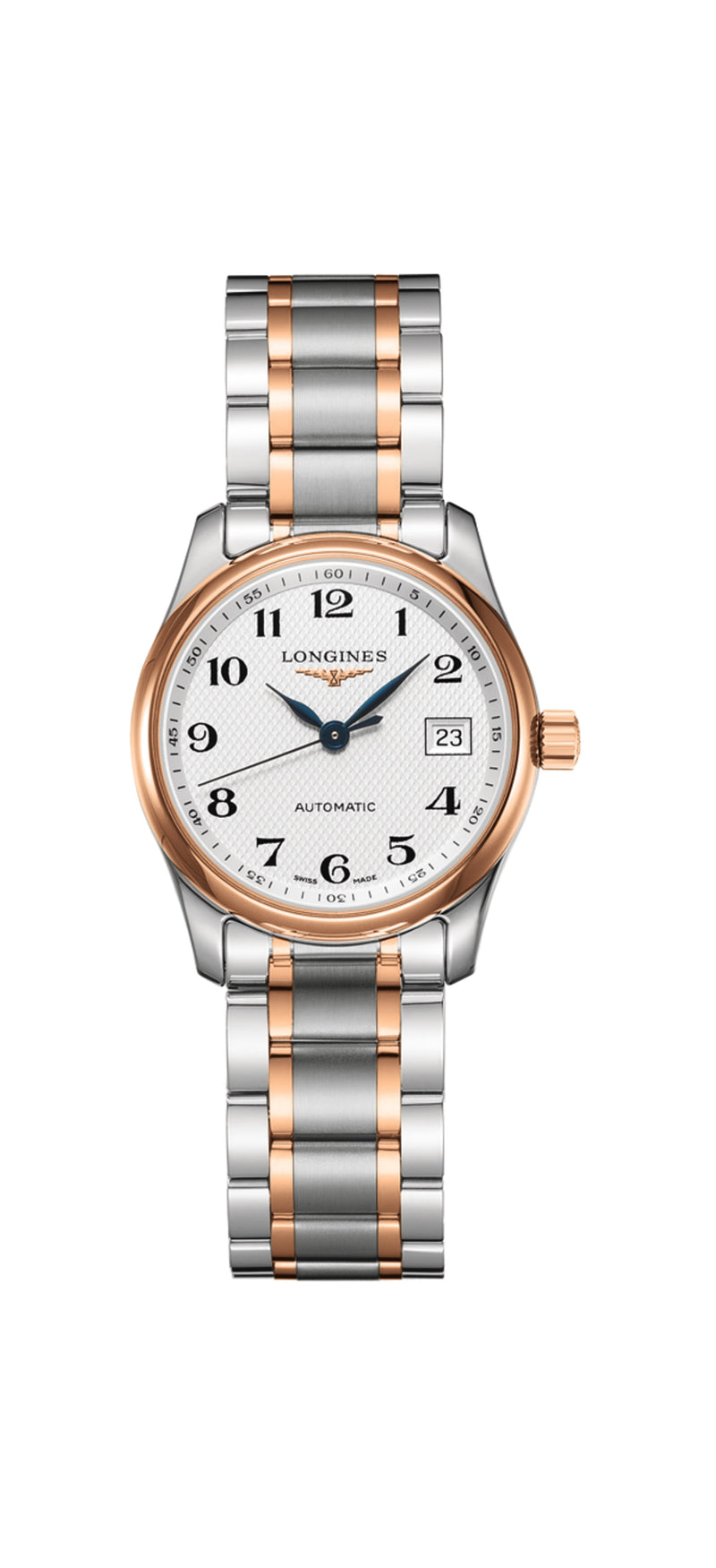 Longines L2.257.5.79.7 Master Collection, naisten rannekello - Longines - Laatukoru