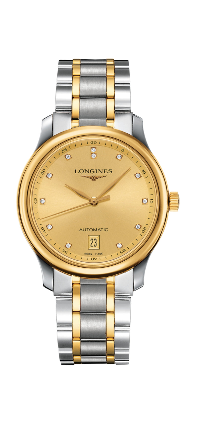 Longines L2.628.5.37.7 Master Collection, rannekello - Longines - Laatukoru
