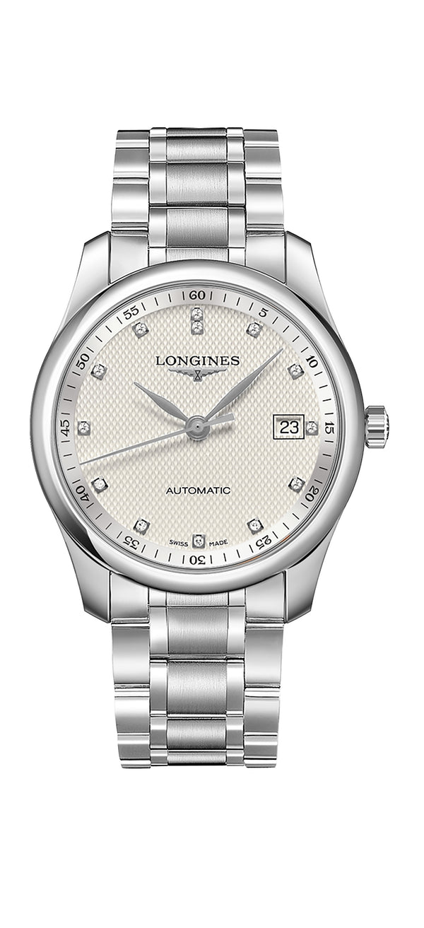 Longines L2.793.4.77.6 Master collection rannekello - Longines - Laatukoru