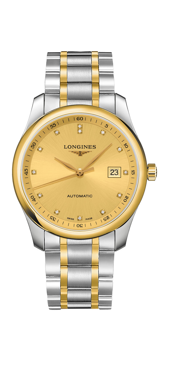Longines L2.793.5.37.7 Master collection rannekello - Longines - Laatukoru