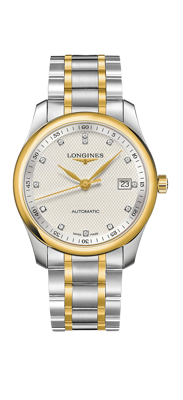 Longines L2.793.5.97.7 Master collection rannekello - Longines - Laatukoru