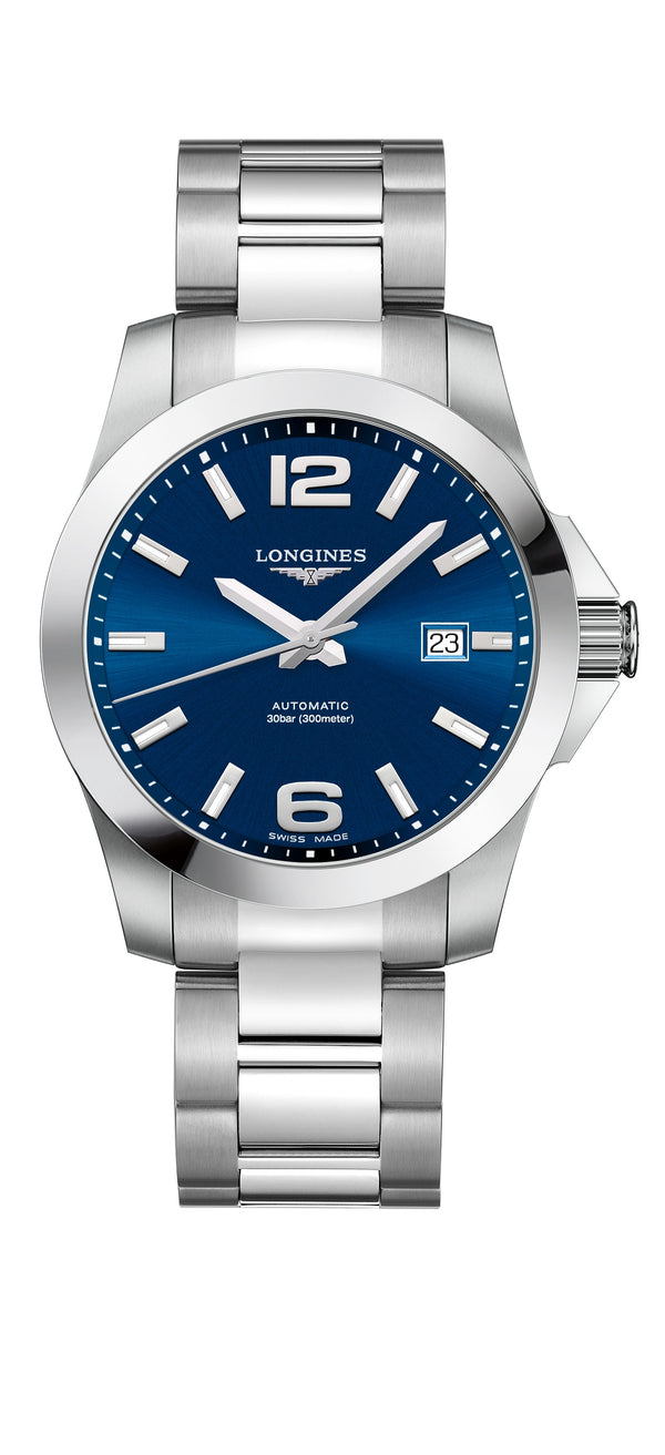 Longines L3.777.4.99.6 Conquest rannekello
