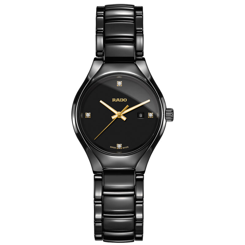 Rado True Diamonds R27059712, naisten rannekello - Rado - Laatukoru