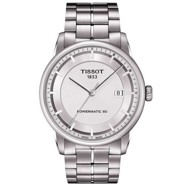 Tissot Luxury Powermatic 80 T086.407.11.031.00, miesten rannekello