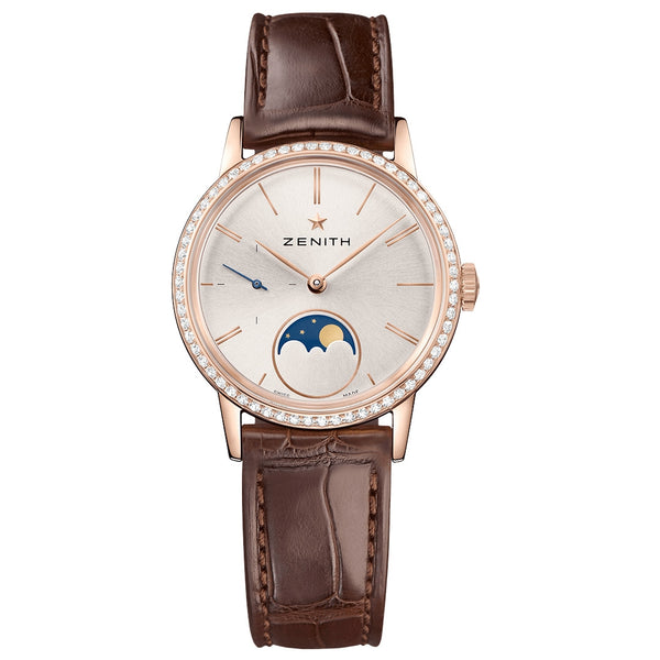 Zenith Elite Lady Moonphase 22.2330.692/01.C713, naisten rannekello