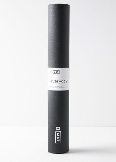 B Yoga B MAT Everyday 4mm - Charcoal