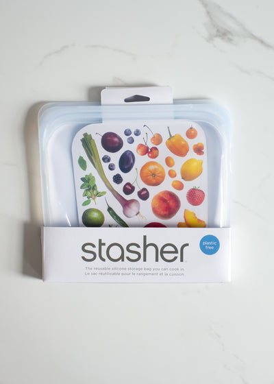 Reusable Silicone Sandwich Bag