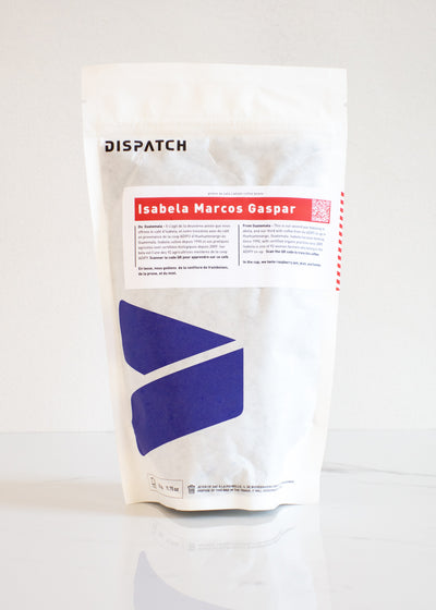 Dispatch Coffee - Isabela Marcos Gaspar