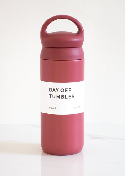 KINTO Day Off Tumbler 500 ml - Rose