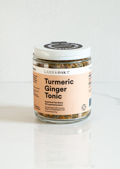 Lake & Oak - Turmeric Ginger Tonic