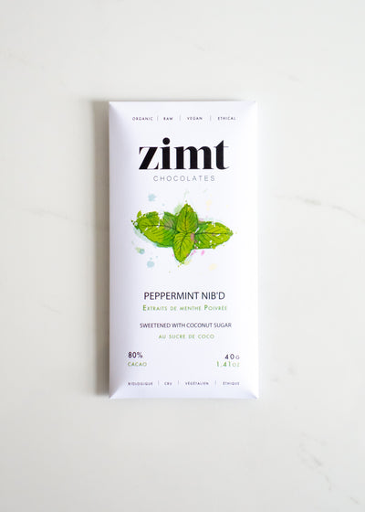 Zimt - Peppermint Nib'd Bar