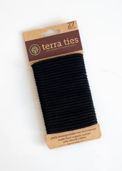 Terra Ties - Biodegradable Hair Ties