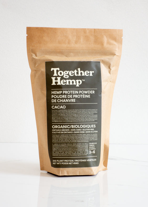 Organic Hemp Protein Powder - Cacao