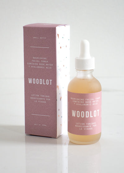 Woodlot Nourishing Facial Toner