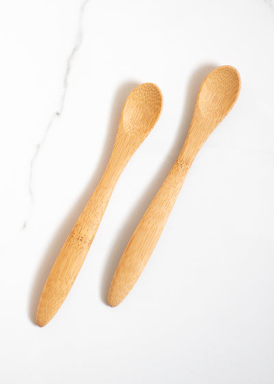 Bamboo Feeding Spoons for Baby