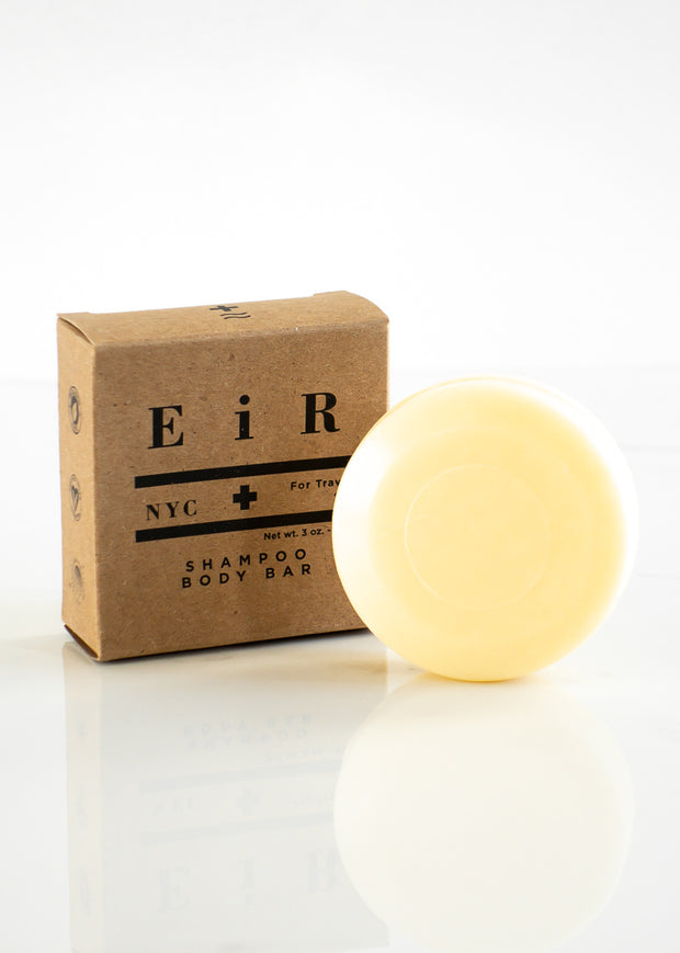 EiR NYC Shampoo & Body Bar