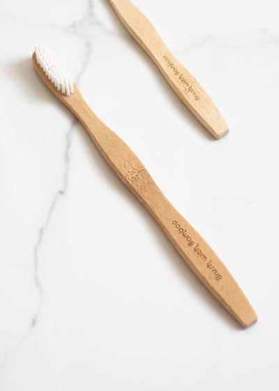Bamboo Toothbrush Adult