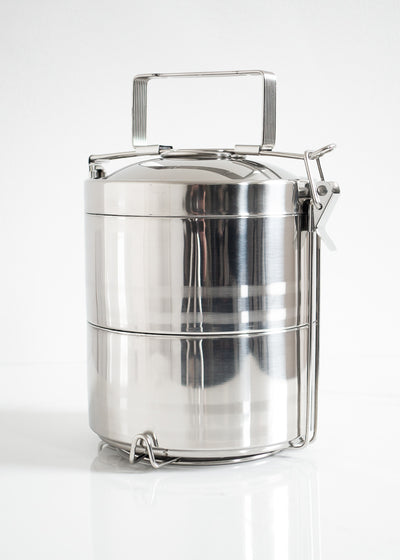 Stainless Steel 2-Layer Tiffin Food Storage Container