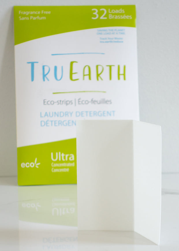 Eco-Strips Laundry Detergent | Fragrance-Free