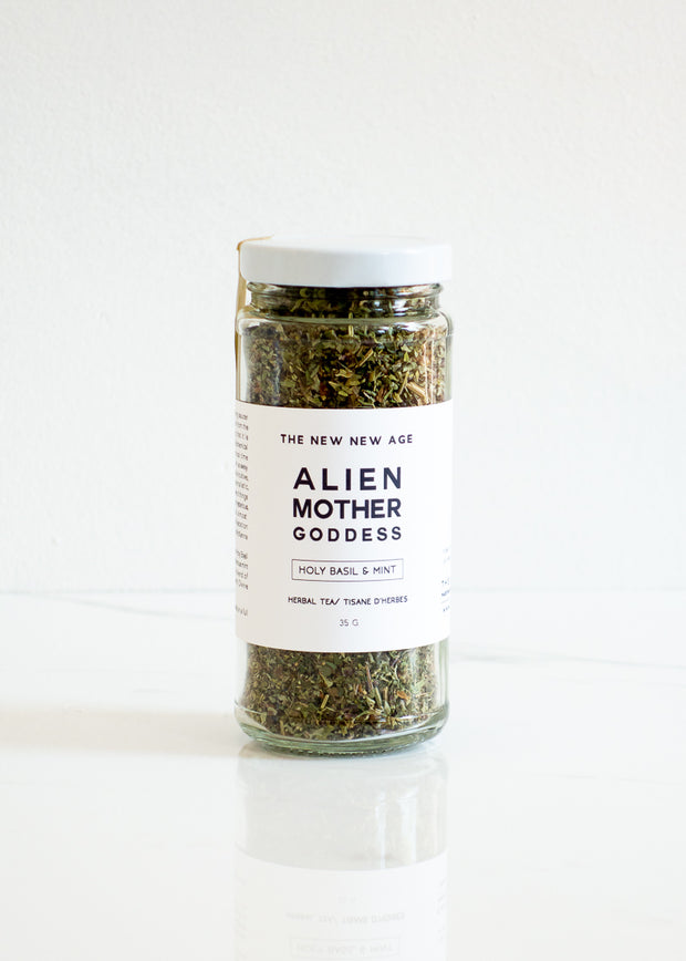 The New New Age - Alien Mother Goddess Tea