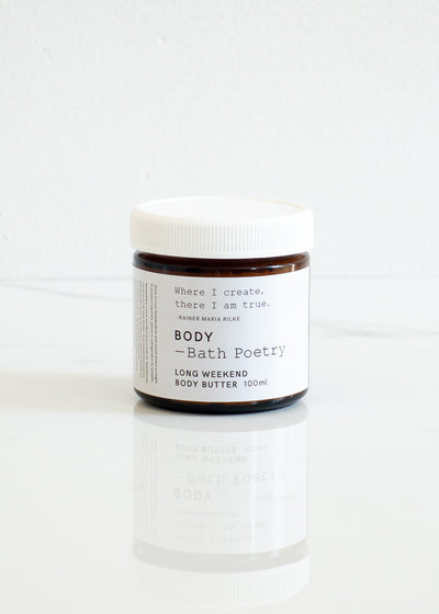 Body Butter - Long Weekend