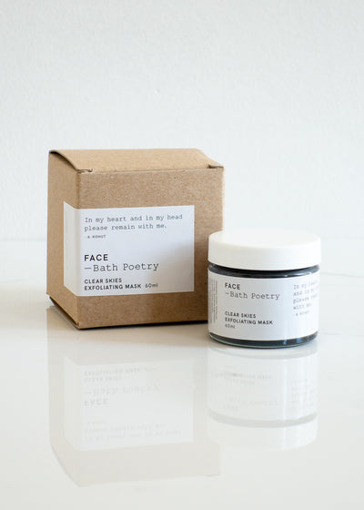 Clear Skies Exfoliating Mask