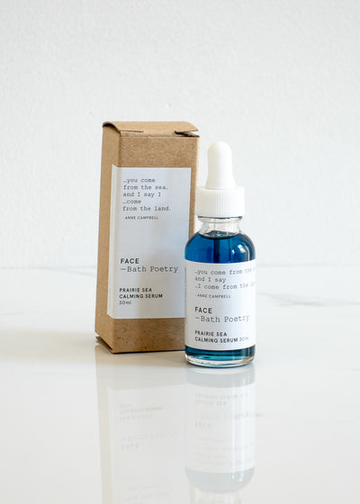 Prairie Sea Calming Serum
