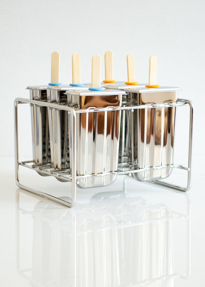 Stainless Steel Ice Pop Mold