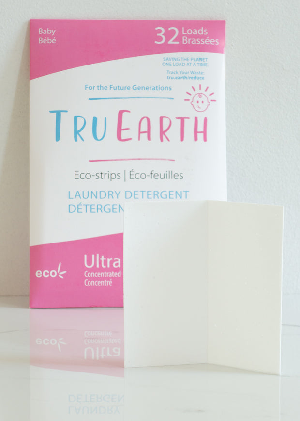 Eco-Strips Laundry Detergent | Baby