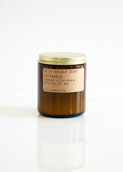 Soy Candle - Golden Coast