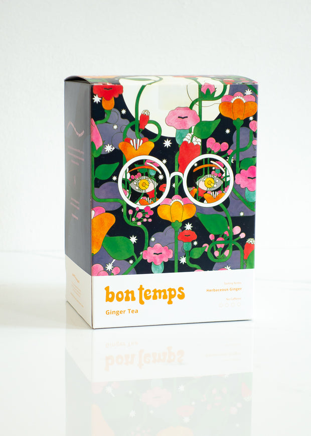 Bon Temps - Ginger Tea