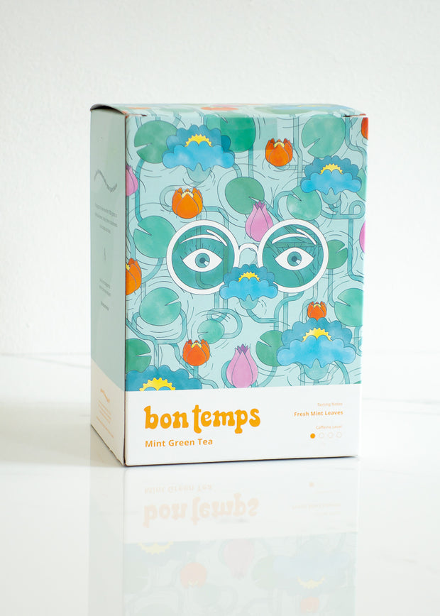 Bon Temps - Mint Green Tea