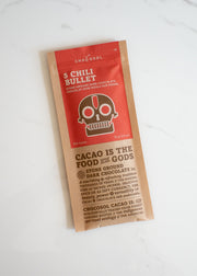 ChocoSol - Five Chili Dark Chocolate Bar